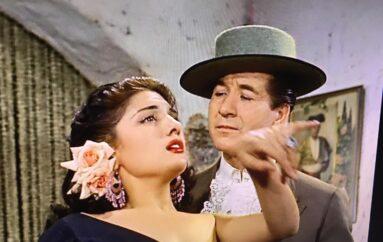 D.E.P. Dolores Abril, Flamenco Dance Partner to Juanito Valderrama for many years