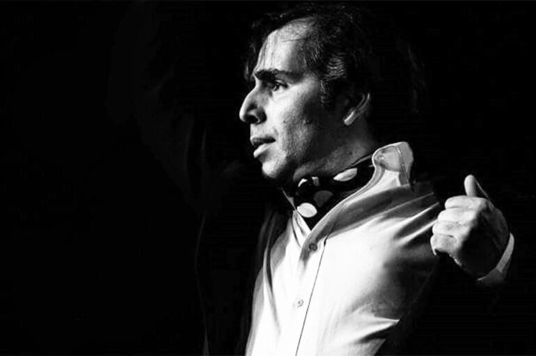 Pepe Torres, flamenco dancer