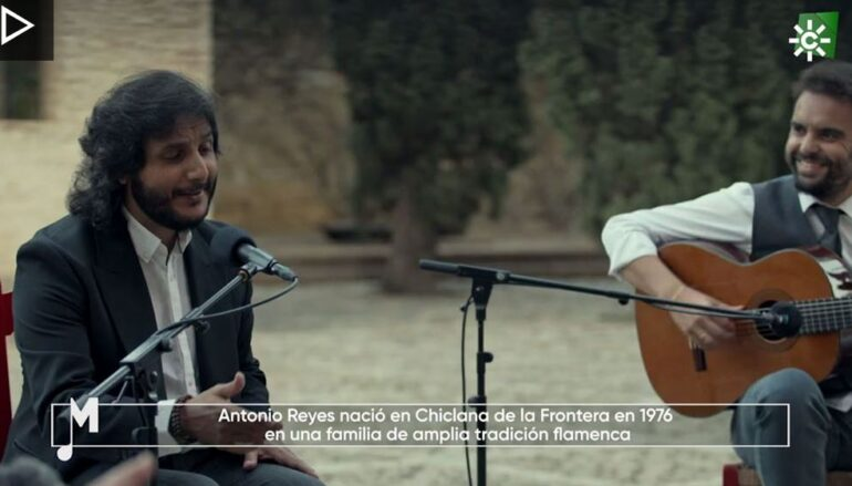 La tradición flamenca de Antonio Reyes Montoya en Canal Sur