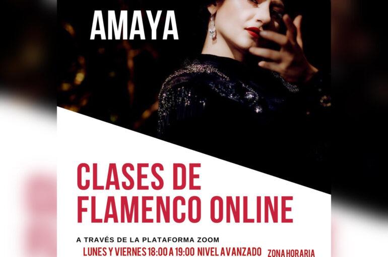Karime Amaya Online Flamenco Classes