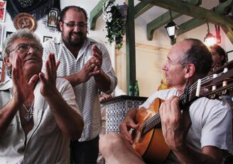 Flamenco in petit comité