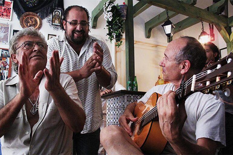 Flamenco in petit comité