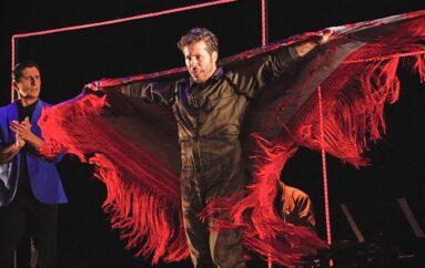 Flamenco Vivo: 'Ventanas' A virtual flamenco festival