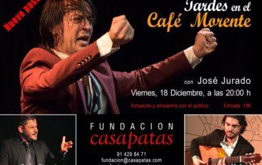 Tardes en el Café Morente en Madrid!