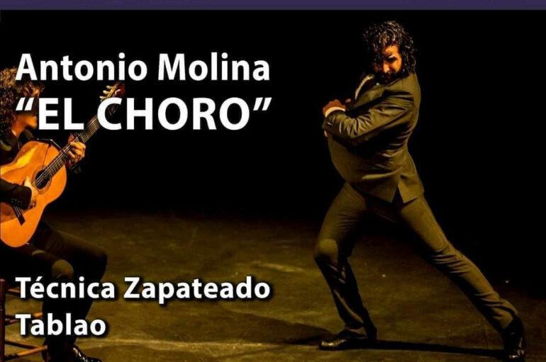 Fundación Cristina Heeren – Antonio Molina 'El Choro' y más