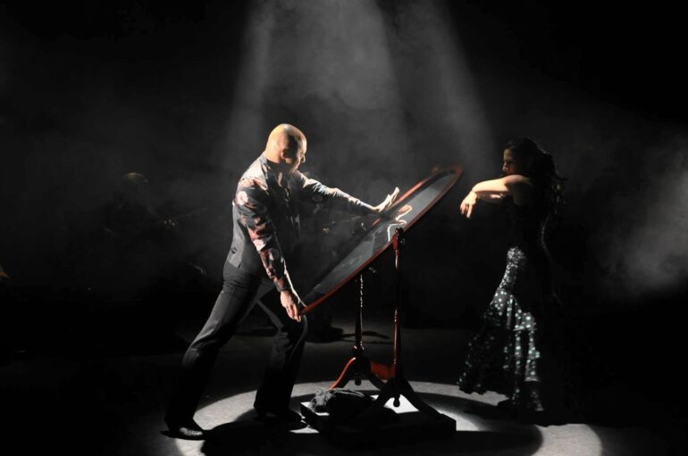 Watch Party! Flamenco Show Íntimo + Live Talk-back with Artists