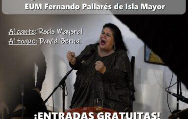 Homenaje a Inés Bacán