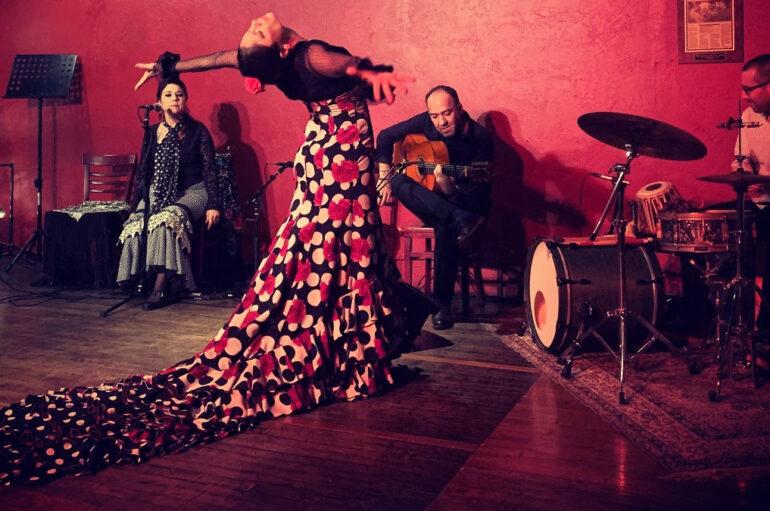 "Flamenco con Lakshmi Basile ""La Chimi"" 2021"