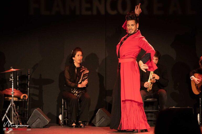 Amador Rojas «Amar bailando» en Flamenco Real