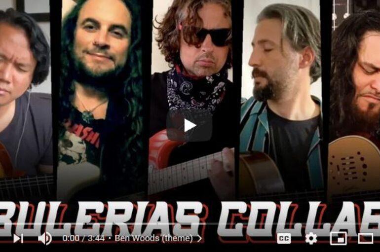 Bulerías Collab – Flamenco Guitar