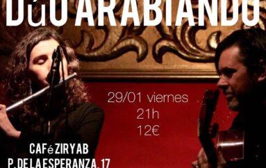 Café Ziryab Tablao Flamenco, Madrid