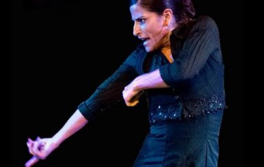 Learn Flamenco with Cihtli Ocampo and earn college credit this Spring!