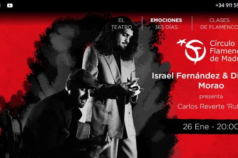 Círculo Flamenco de Madrid * Enero a Marzo 2021
