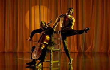 La Lyra del Mar   Flamenco Biënnale and Cello Biënnale