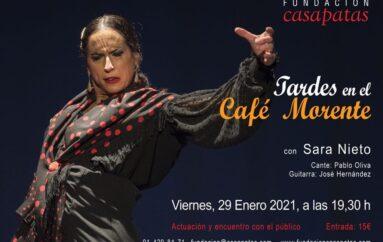 Fundación Casa Patas / Tardes en el Café Morente