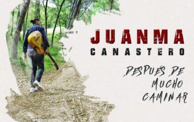 La Cañeta, Pepe Luis Habichuela y Pinto Cortés, en el disco de debut de Juanma El Canastero