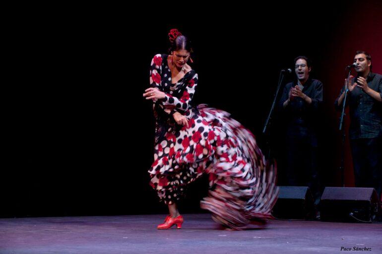 """Flamenco con Lakshmi Basile """"La Chimi"""" * Feb.-March 2021"""