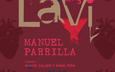 Miguel Lavi y Manuel Parrilla en el Círculo Flamenco de Madrid 2021