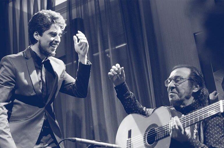 El Dorado Sociedad Flamenca Barcelonesa – Pepe Habichuela y Kiki Morente