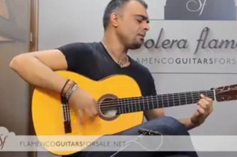 Solera Flamenca Los Angeles VIDEOS / Jeronimo Maya, Yerai Cortés y Diego de Morón y más