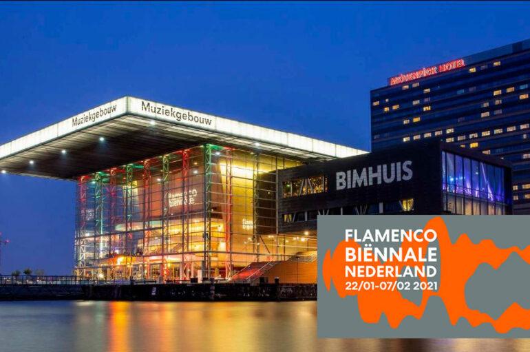 VIII Bienal de Flamenco Países Bajos 2021: Programa rédux online