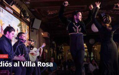 Adiós al Villa Rosa