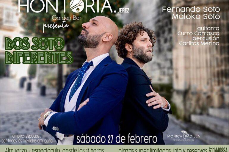 Fernando Soto y Maloko Soto en 'Dos Soto Diferentes'