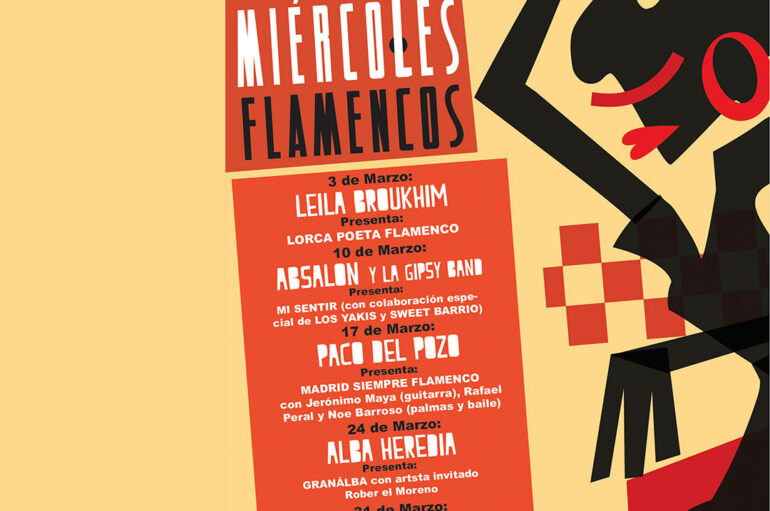 Nacen los 'Miércoles flamencos' en el Muñoz Seca de Madrid