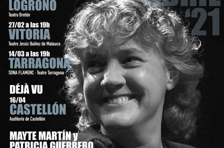 Cantaora Mayte Martin, El Amor Brujo y Tempo Rubato Sinfónico