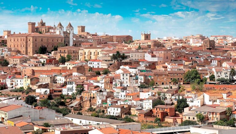 What to see and do in Cáceres, a World Heritage City and a filming location for the Game of Thrones