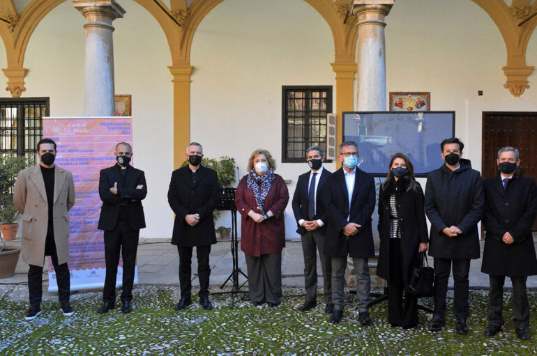 Programación en El Arte de la Abadía para 2021