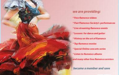 Flamenco Society Streaming Channel