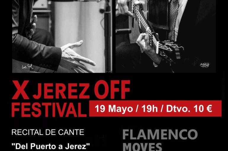 X Jerez OFF Festival La Guarida del Angel 2021