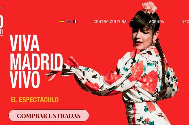 """Viva Madrid Vivo"""