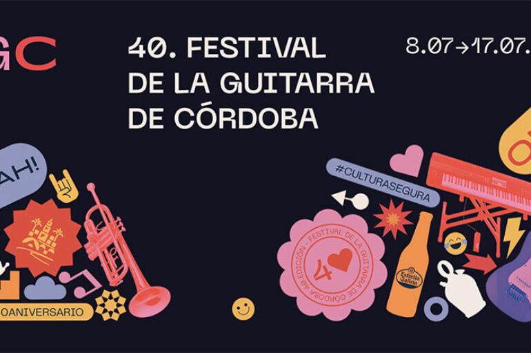 Programación de flamenco en el Festival de la Guitarra de Córdoba