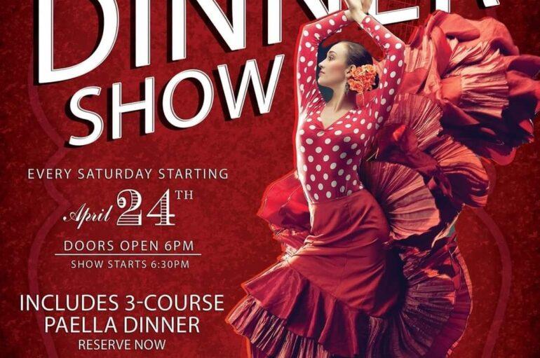 **Update: Cafe Sevilla Costa Mesa & Long Beach, California Opens with Live Flamenco!