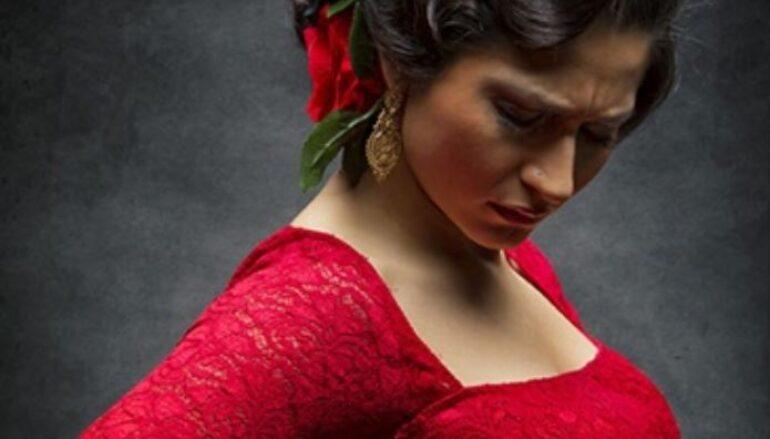 'Pinzellada Flamenca' con Karime Amaya en Barcelona