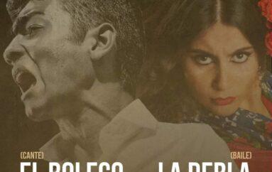 El Boleco y La Debla * 7 de Mayo en el Festival Flamencos y Mestizos de Úbeda, Jaén