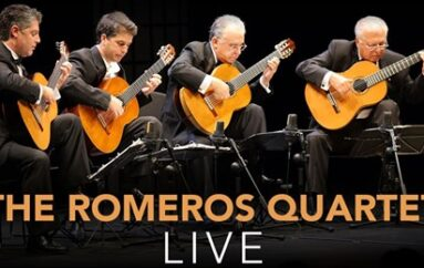 The Romeros Quartet Live: 60th Anniversary Celebration / Live & Streamed / @Belly Up, Solana Beach, California