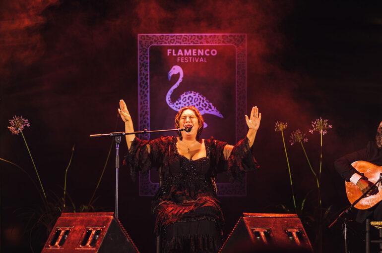 Estrella Morente inaugura el Festival Flamenco Trocadero