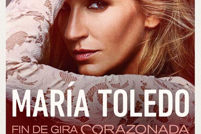 MARIA TOLEDO EN CONCIERTO