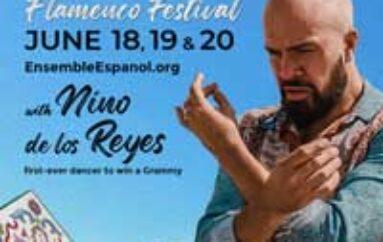 ZAFIRO FLAMENCO FESTIVAL * JUNE 18-20, 2021