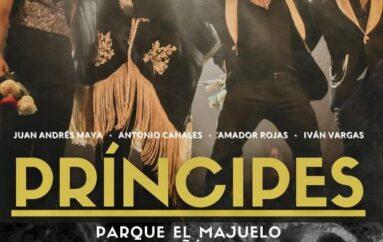 PRINCIPES con Juan Andrés Maya, Amado Rojas, Ivan Vargas Heredia, Antonio Canales