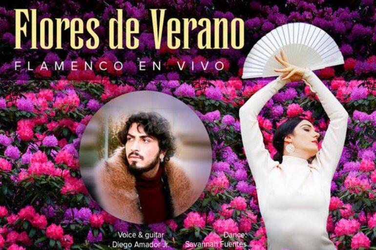 'Flores de Verano' 2021 West Coast Summer Tour Dates + CD Release