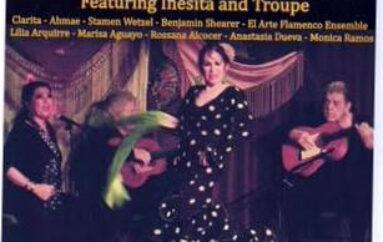 'Flamenco Alhambra' featuring Inesita & Troupe