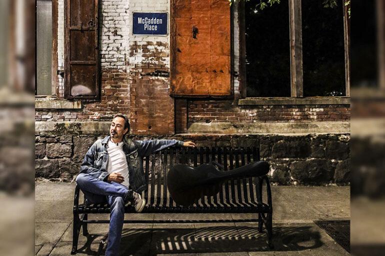 José Antonio Rodríguez presenta»McCadden Place» en el 40 Festival de la Guitarra de Córdoba