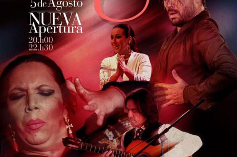 Un nuevo restaurante/tablao flamenco en Málaga!