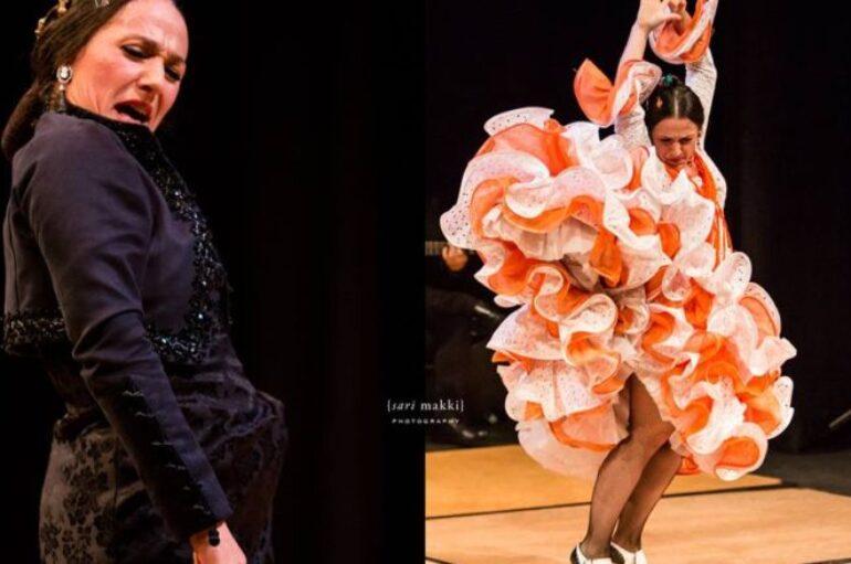 September 2021 / Online Flamenco Dance Classes with Madrid-born Concha Jareño!