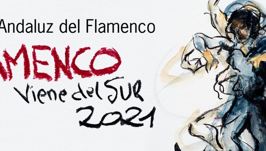Flamenco viene del sur 2021 en Teatro Alhambra