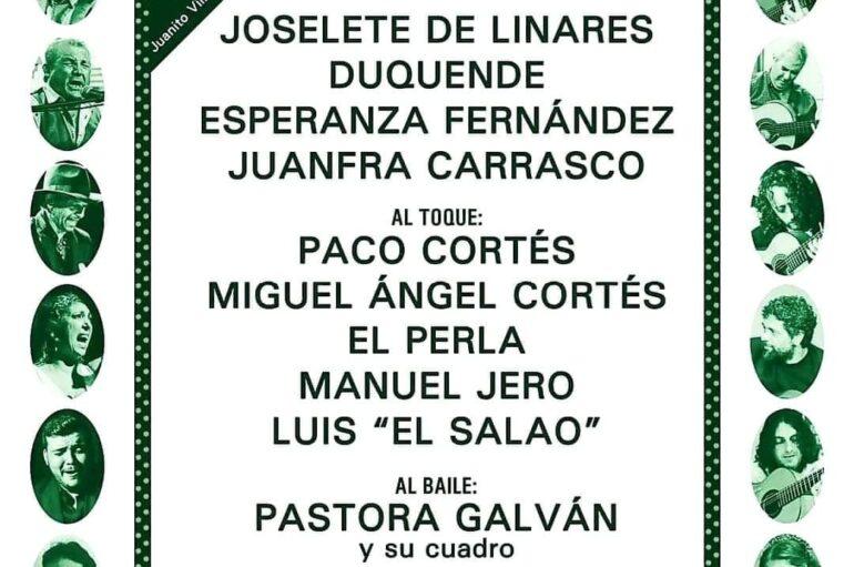 XLII Festival Nacional de Cante Flamenco